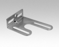 universal gate middle support 2,5mm