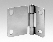 central hinge 40x60/2,0 mm phi 5