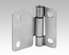 central hinge 35x60/2,0 mm phi 8