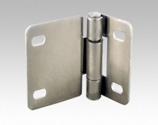 stainless central hinge 44x34x70/2,0 mm